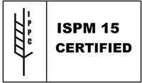 ISPM15-certified