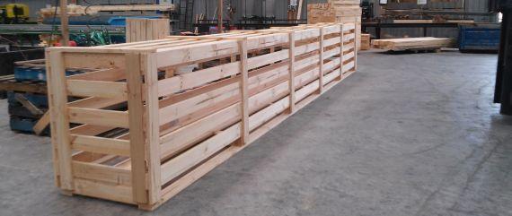 Custom Crate Long