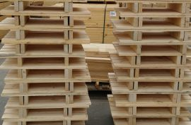 Timber Skids, Custom Size